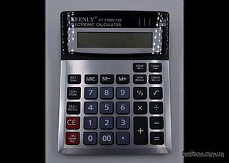 Электронный калькулятор  Keenly CT-1200V-120 12-ти разрядный
