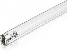Лампа бактерицидная TUV-15B без образования озона