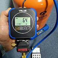 Цифровой манометрический коллектор VALUE  для измерения давления и давления вакуума