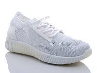 Кроссовки женские Hongquan W013 white (36-41) - купить оптом на 7км в одессе