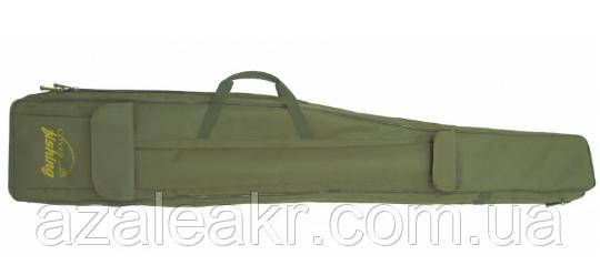 Кофр для удочек двухсекционный КВ-3б мягкий ( 1,20 м )
