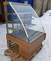 """Кондитерская холодильная витрина (среднетемпературная) """"CRYSPI Elegia Premium KN94C"""" 1 м. Б/у, фото 1"""