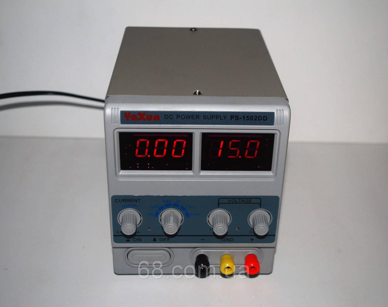Лабораторный блок питания для ремонта телефонов трансформаторный Блок живлення лабораторний