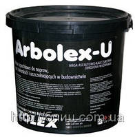 Arbolex-U (Арболекс-У) наносится до -15С (ведро - 5кг)