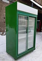 """Холодильна шафа вітрина Купе """"Metalfrio"""", Корисний об'єм 1400 л. Б/у, фото 1"""