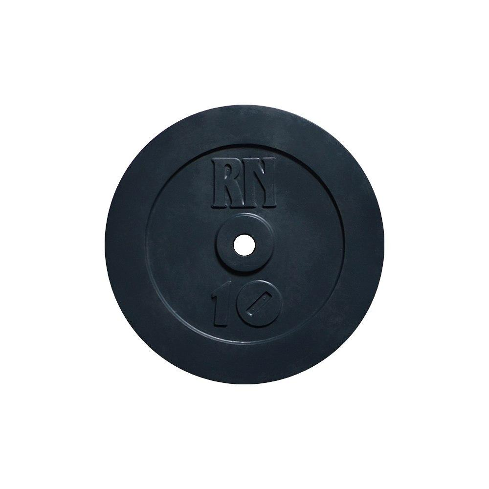 Диск 10 кг на гриф діаметром 25 мм