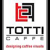 Кофе в зернах Totti Caffe Supremo 1кг. Польша (Тотти золотой), фото 3