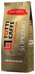 Кофе в зернах Totti Caffe Supremo 1кг. Польша (Тотти золотой)