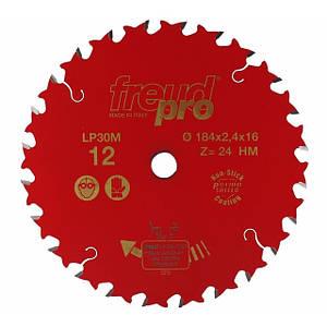 Пилы дисковые для раскроя древесины фирмы Freud