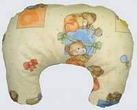"""Наволочка на подушку """"Мини"""" для кормления ребенка Marselle (47 х 62 см)"""