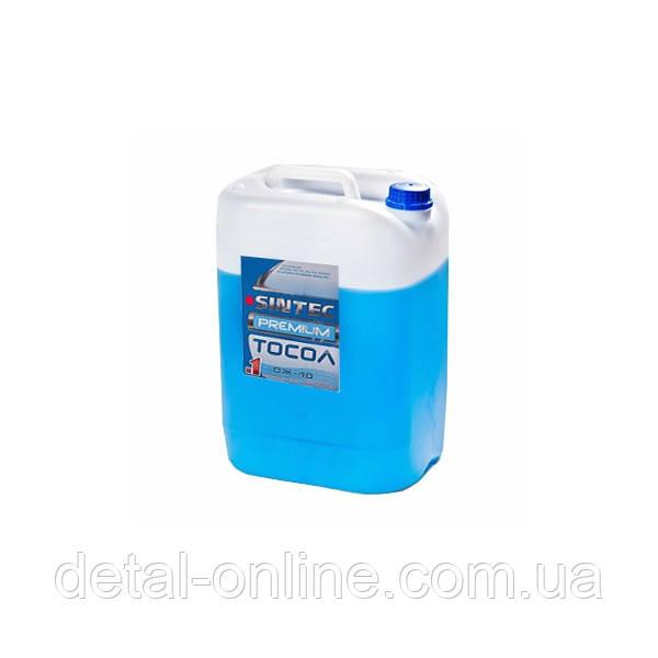 Жидкость охлаждающая Тосол Sintec Premium (канистра 20 кг.)