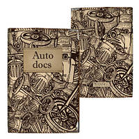 Обложка на автодокументы