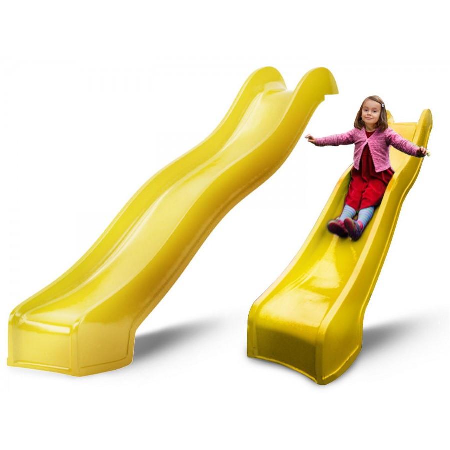 Детская горка для дома и сада Swing King Yellow 3м (Нидерланды)
