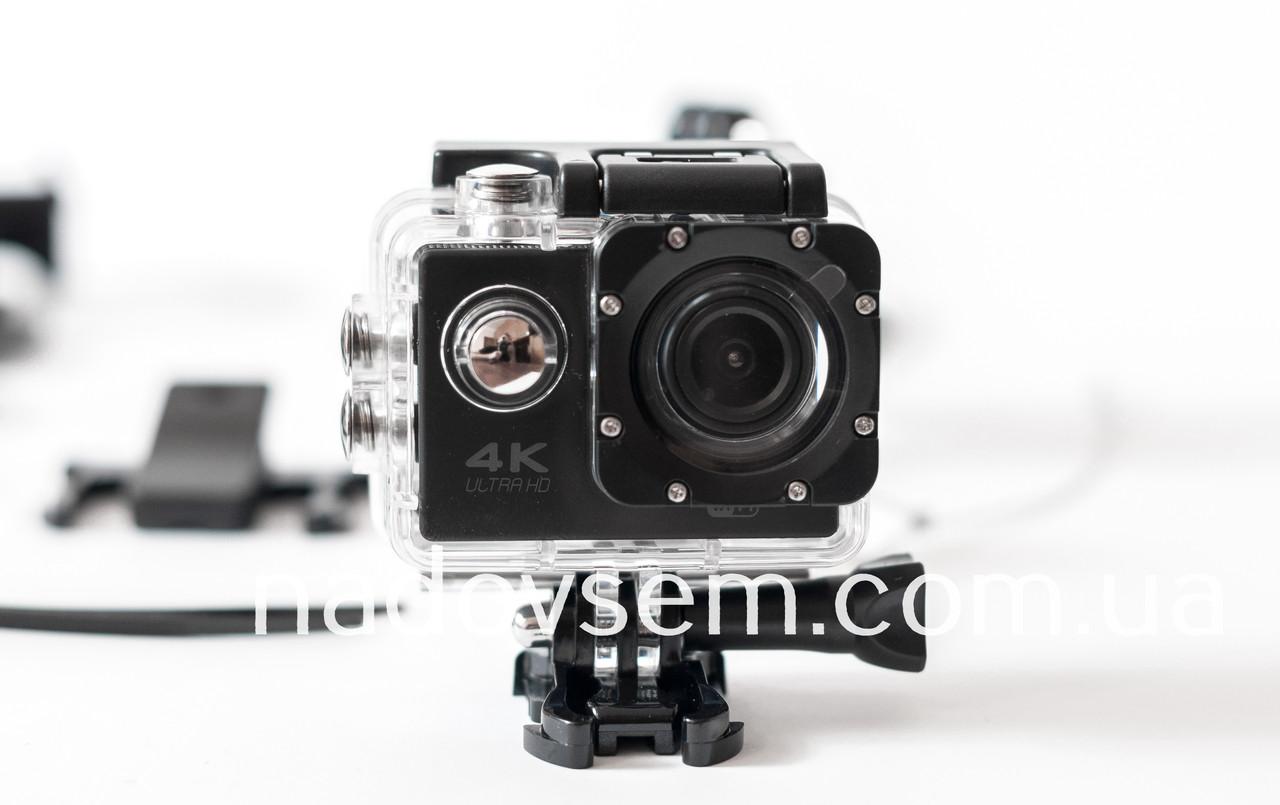 Экшн камера S2 Wi Fi waterproof 4K