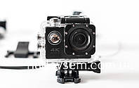 Экшн камера S2 Wi Fi waterproof 4K, фото 1