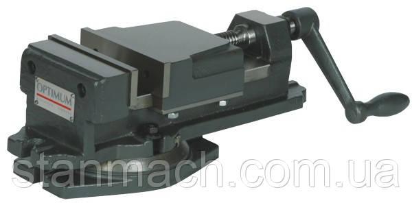 Optimum FMS100   Прецизионные станочные тиски, фото 2