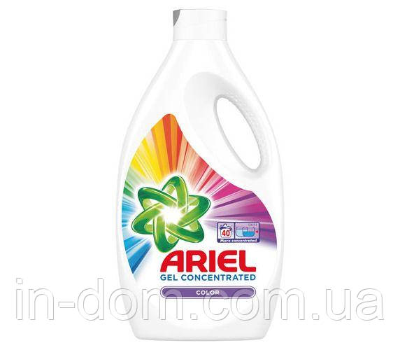 Ariel Color гель для стирки цветного белья 2,2 л на 40 стирок