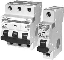 Автоматичний вимикач УКРЕМ ВА-2010-S 1р 6А АсКо