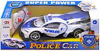 Полицейская машина Bugatti на радиоуправлении 6688-91А