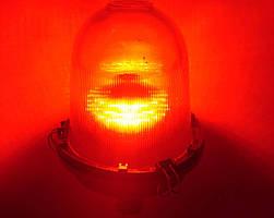«НТУ -07С `с`-100» СД-А >10cd (Красный сигнальный светильник малой интенсивности, категории «А»)