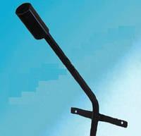 Крепеж для уличного светодиодного светильника (монтажная труба с площадкой под болт)