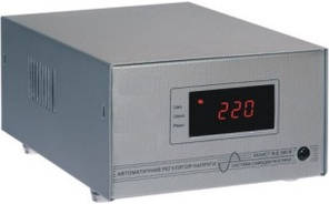 Стабилизатор для котла (600Вт, рабочее напряжение от 145В до 280В)