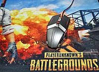 Комплект мышь + коврик Battlegrounds 3XL, фото 1