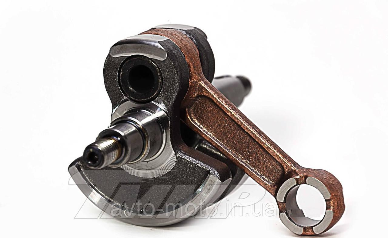 Коленвал коса 1E44F (44mm)