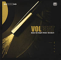 CD диск Volbeat - Rock The Rebel, Metal The Devil