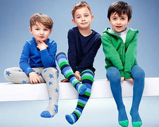 Колготы, гамаши и носки для мальчиков
