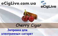 Cherry Cigar. 10 мл. Жидкость для электронных сигарет.