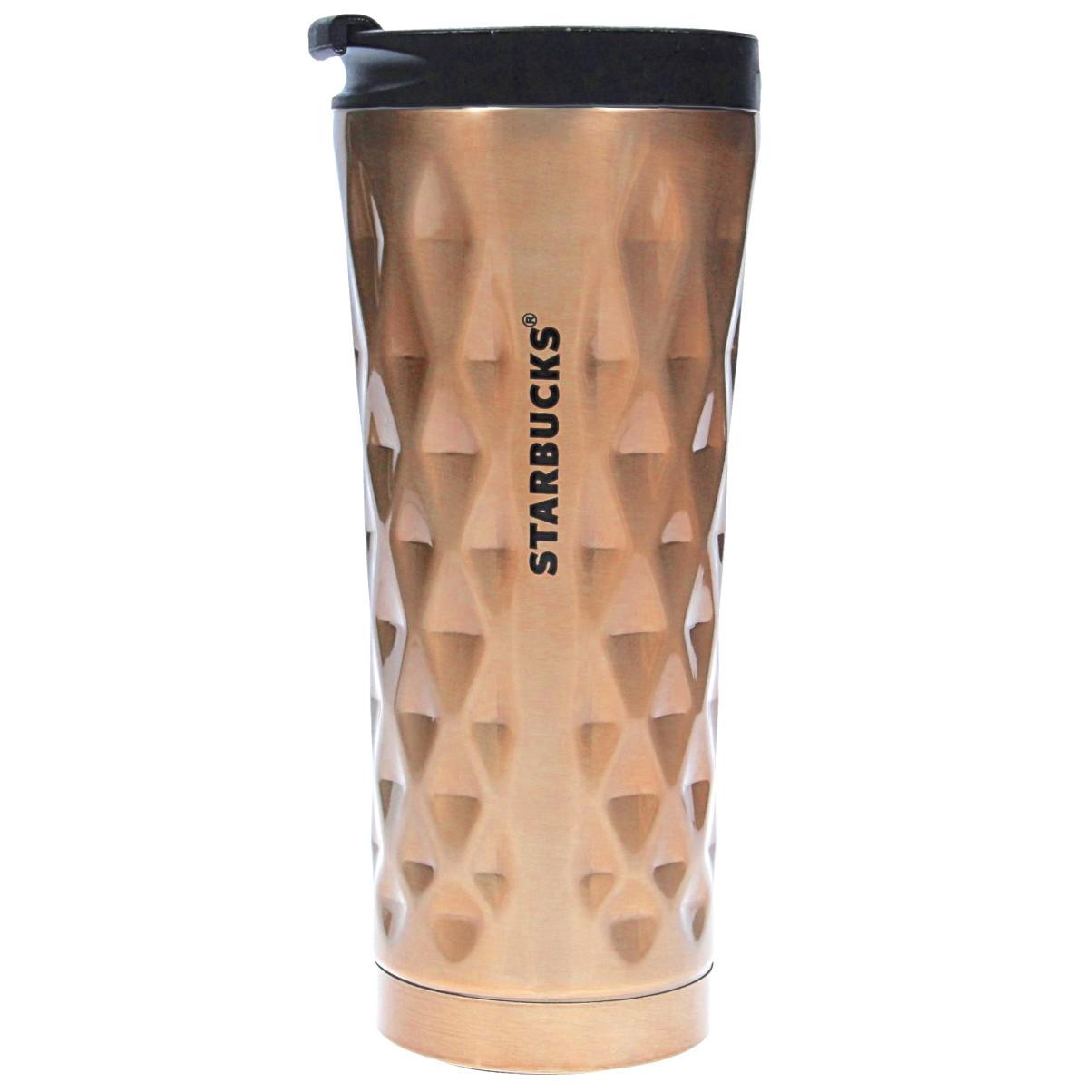 Термокружка 0,45 л Starbucks Diamond коричневая