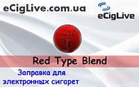 Red Type Blend. 10 мл. Жидкость для электронных сигарет.