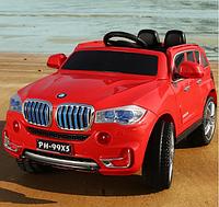 Детский электромобиль джип BMW ,ВСТРОЕННЫЙ Планшет С Экраном