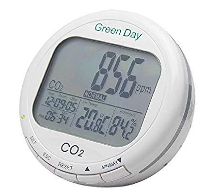 AZ-7798 CO2 монітор-даталогер