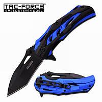 Нож складной  TAC-FORCE TF-915BL