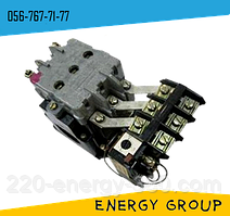 Магнитные пускатель ПМА-3200