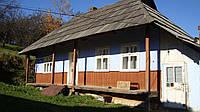 Старый дом + летний домик в Карпатах, недалеко от г. Косов