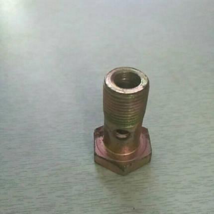 Болт гидравлики мототрактора колесо 6.00-12, фото 2