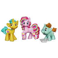 My Little Pony Мини-набор Пони с новыми персонажами