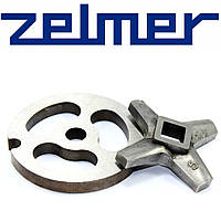 ➜ Нож и решетка для электромясорубки Zelmer №5
