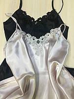 Женские пижамы атласные , фото 1