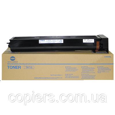 TN-712 тонер картридж Konica Minolta bizhub 654e/754e, A3VU050