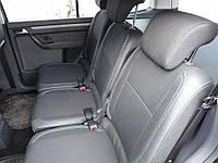 Volkswagen Touaran Авточехлы Экокожа↗ткань