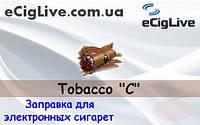 """Tobacco """"C"""" . 10 мл. Жидкость для электронных сигарет."""
