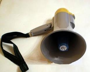 Громкоговоритель,рупор Мегафон HW - 8C с функцией записи