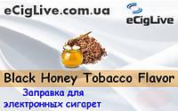 Black Honey Tobacco. 10 мл. Жидкость для электронных сигарет.