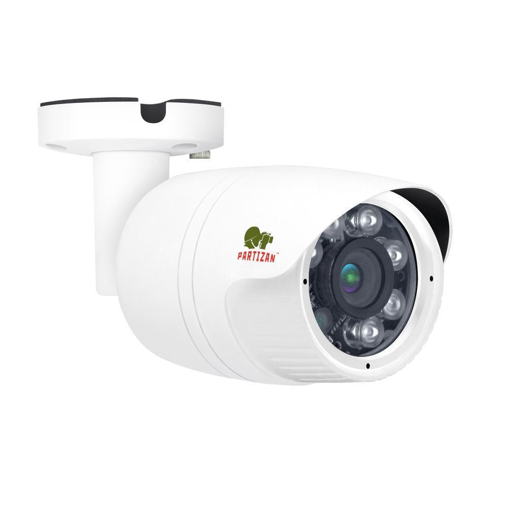 IP система видеонаблюдения на 4 камеры (внутренние или наружные) + HDD 1Tb + монтаж