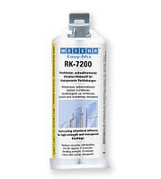 WEICON Easy-Mix RK-7200 Двухкомпонентный конструкционный клей. Высокая вязкость. Высокая сила., фото 1