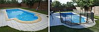 Защитные ограждения для бассейнов